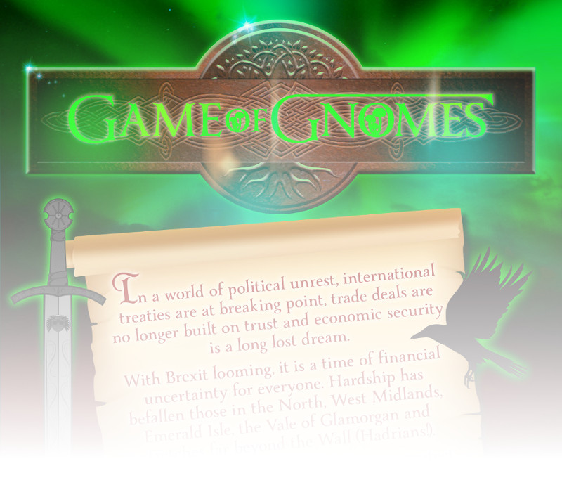 The Special Risks Bureau Does Game of Gnomes