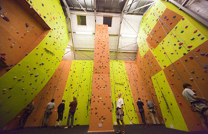Abseiling For Beginners: Interview with Dart Rock Centre