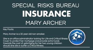 Case Study Client - Mary Archer