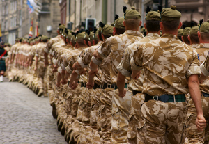 Armed Forces Personnel – Army