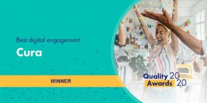 Cura Win at AIG Quality Awards