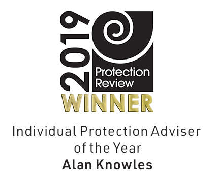Krystle Skelton brings home the award for Protection Adviser of the Year 2020