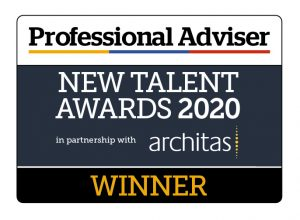Cura win at the Professional Adviser New Talent Awards 2020