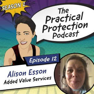 Episode 12 of the Practical Protection Podcast