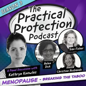 The PPP – Menopause, Breaking the Taboo
